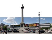London Olympics Information Pavilion Competition