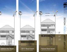 Flood of Ideas – Stump Jump Flood House