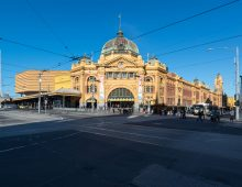Flinders Street Station Design Competition
