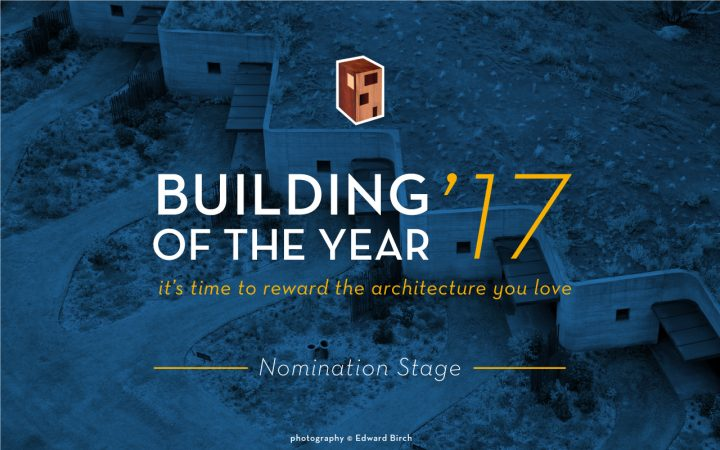 2017 Archdaily Building of the Year Award nominations
