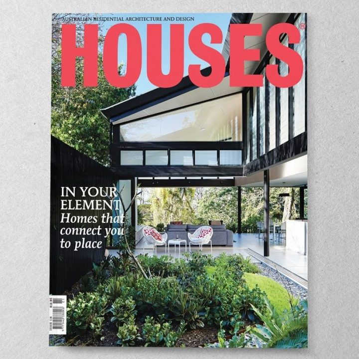 Bardon House in HOUSES magazine