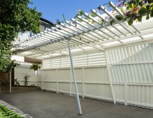 New Farm Carport