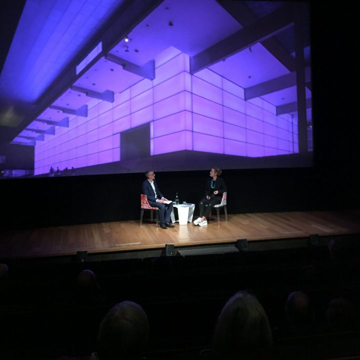 James Turrell: Opening Weekend Conversation