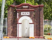 Toowoomba Heritage Toilet