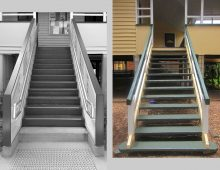Aramac State School Stair