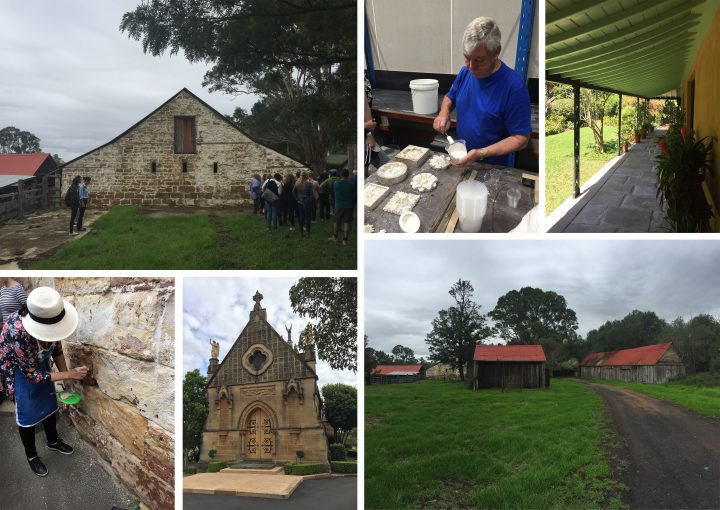 Sydney University – Conservation of Traditional Buildings